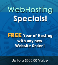 Web Hosting Special - Web Design Project